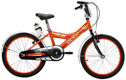 F.lli Schiano Rider - Bicicleta Naranja Naranja Talla:20