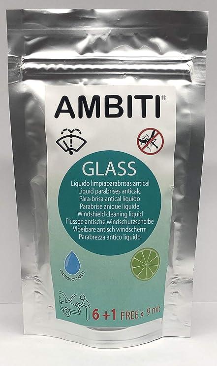 Ambiti Glass, monodosis hidrosolubles concentradas para el depósito ...