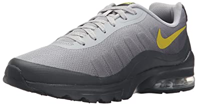 more photos 2661e 514f1 Nike Men s Air Max Invigor Print Running Shoe, Wolf Grey Bright  Cactus Anthracite