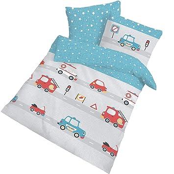 Babybettwäsche 2-teilig Kinderbettwäsche tolle Motive