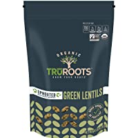 Deals on 6-Pack TruRoots Organic Sprouted Green Lentils 10oz