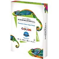 Hammermill Cardstock, Premium Color Copy, 60 lb, 11 x 17 - 1 Pack (250 Sheets) - 100 Bright, Made in the USA Card Stock