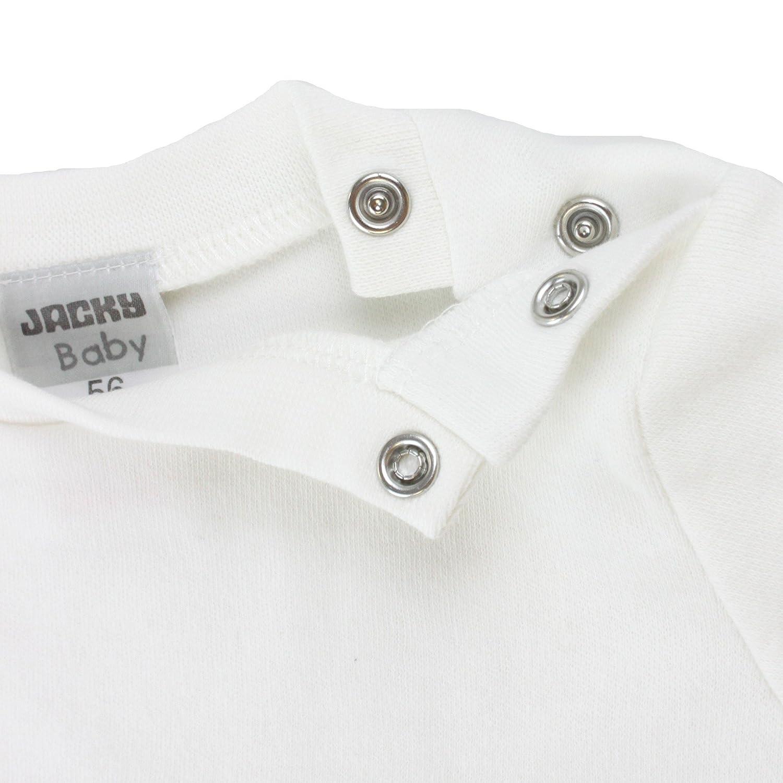 Elephant Jacky Unisex Baby Langarm Shirt Beige 144100 100/% Baumwolle