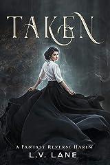 Taken (Omega Prey Book 3) Kindle Edition