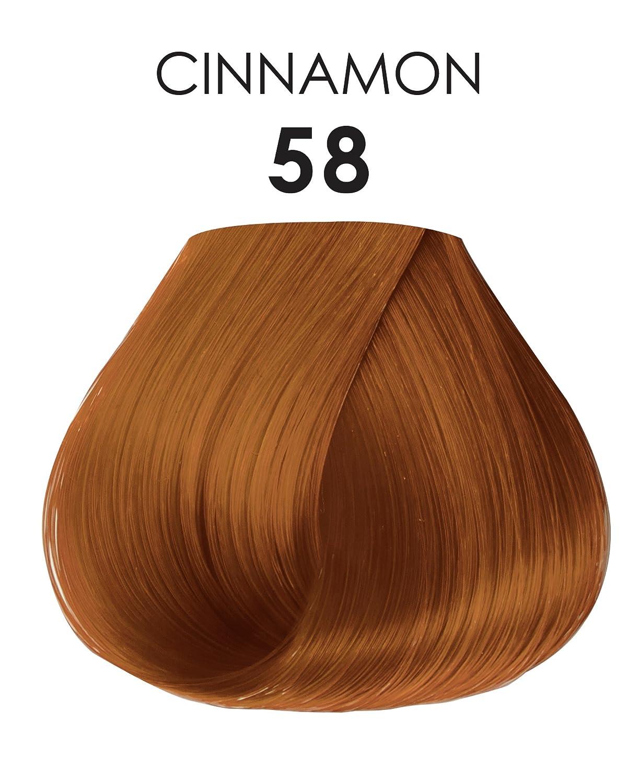 Adore Shining Semi Permanent Hair Colour 58 Cinnamon Amazon