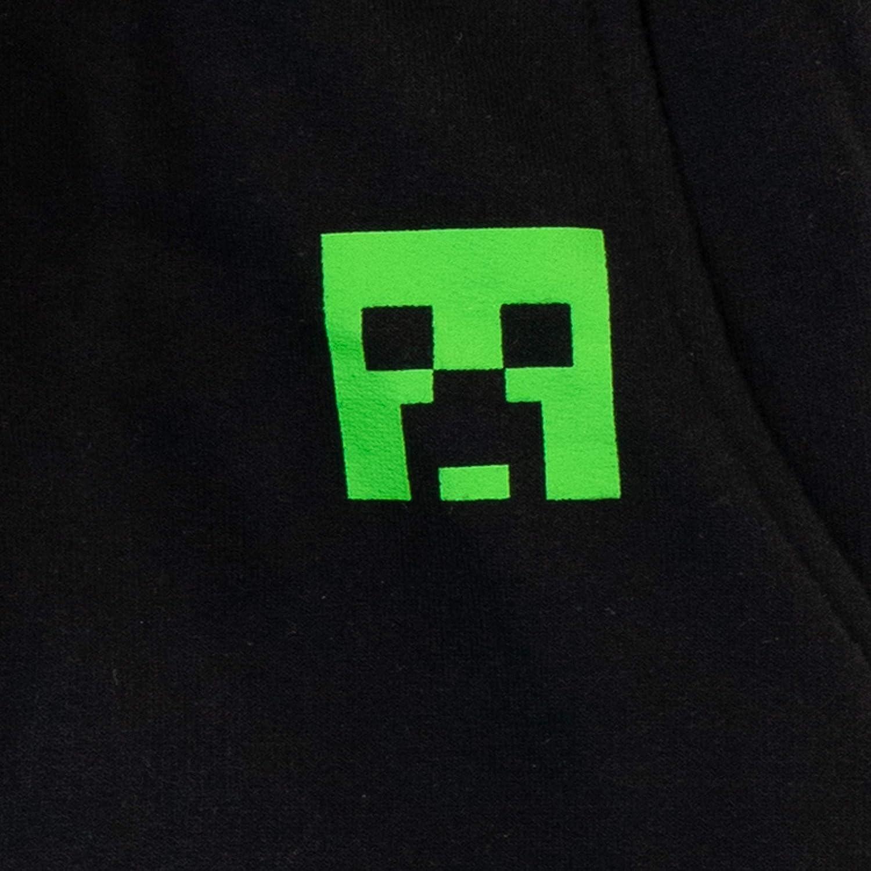 Minecraft Pantaloni di Jogging per Ragazzi Creeper