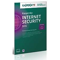 Kaspersky Internet Security 2015 Upgrade - 1 PC (Frustfreie Verpackung)
