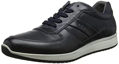 311385021100, Sneakers Basses Homme, Marron (Cognac), 44 EUBugatti