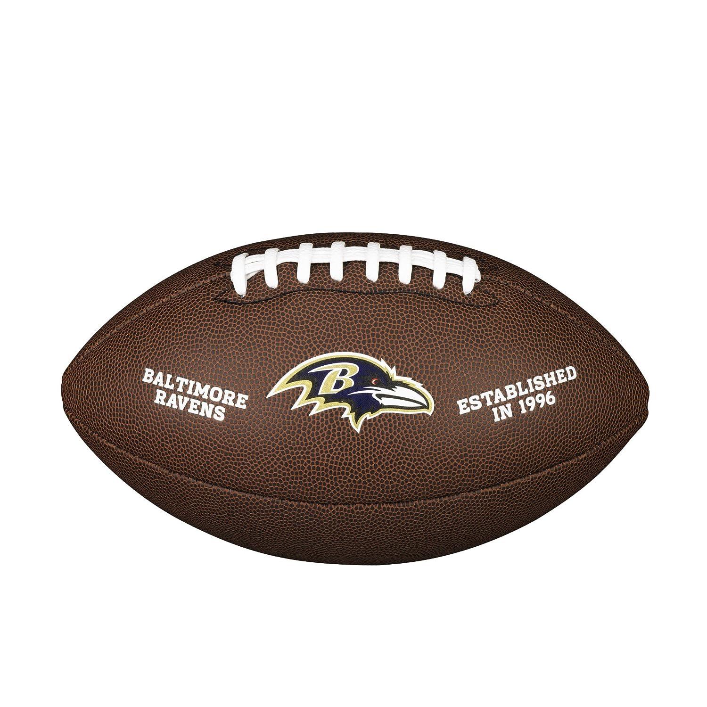 Wilson Baltimore Ravens Logo Offizieller American Football WTF1748BALT 3739296