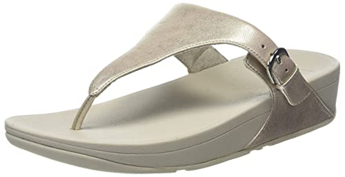 e566f6cafe31f fitflop Womens The Skinny Leather Toe-Thong Sandal Sandal: Amazon.ca ...