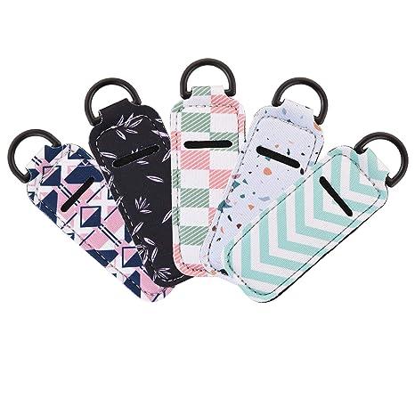 Amazon.com: Bluecell - 5 pintalabios de clip para bálsamo de ...