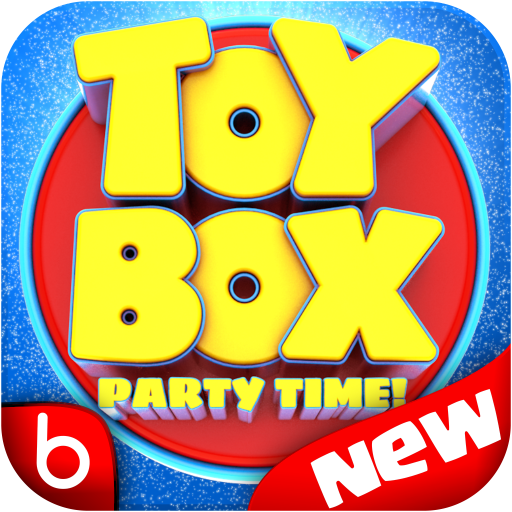 (Toy Box Party Blast Time - Match Crush Toon Cubes)
