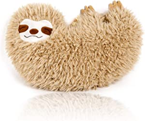 16 inch Sloths Stuffed Animal Sloth Pillow Fuzzy Pillow Sloths Plush for Decorate Gifts for Friend