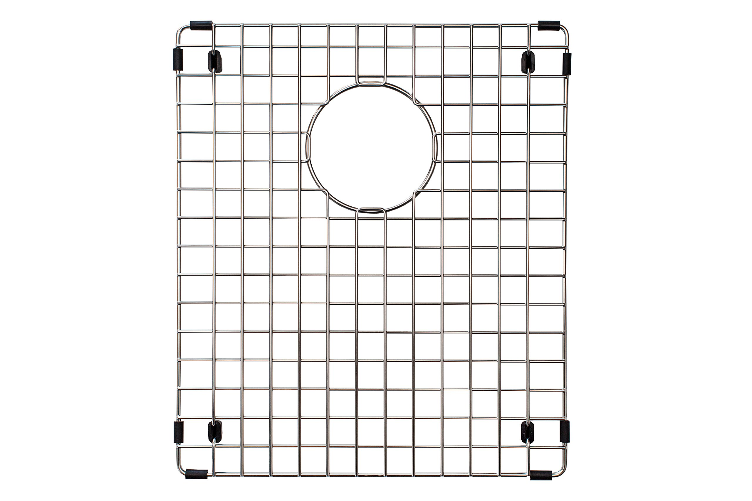 Franke EVBG1318 Evolution Stainless Steel Bottom Sink Grid for use with EVCAG901/EVCAG904, 13.1 x 18 Inches