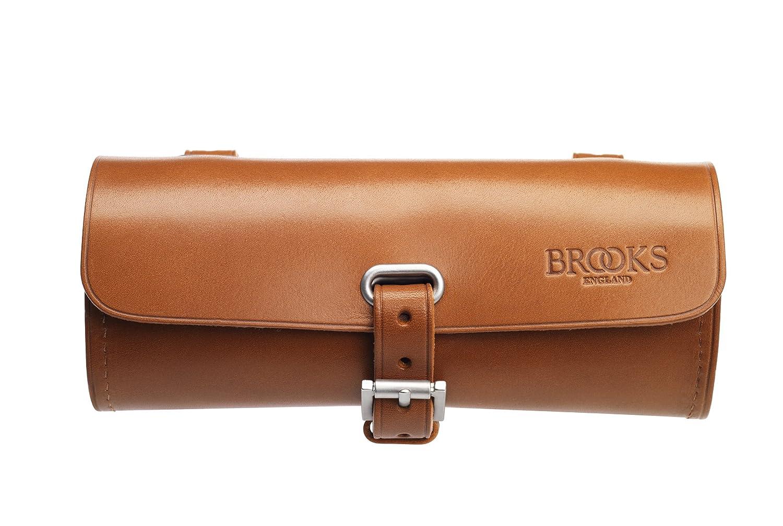 Bolsa de Piel para el sill/ín Brooks Challenge Color Negro