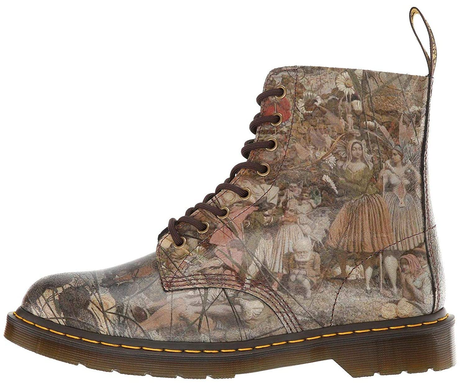 1fa79563800 #Dr Martens 1460 Pascal DADD Tate Cristal Suede Womens Boots: Amazon.co.uk:  Shoes & Bags