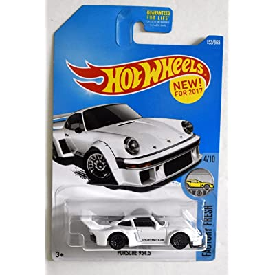 Hot Wheels 2020 Factory Fresh Porsche 934.5 153/365, White: Toys & Games