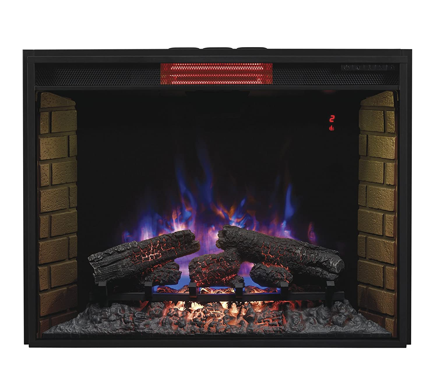 How Do Infrared Electric Fireplaces Work October 2019