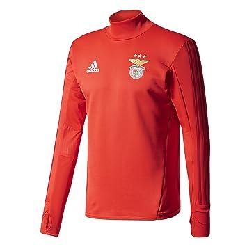 adidas SLB TRG Sudadera-SL Benfica, Hombre, Rojo (Ben.ro/Rojpot), 3XL: Amazon.es: Deportes y aire libre