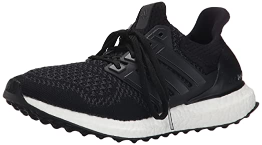 adidas Performance Women\u0027s Ultra Boost Running Shoe,Black/Black/Yellow,6 M