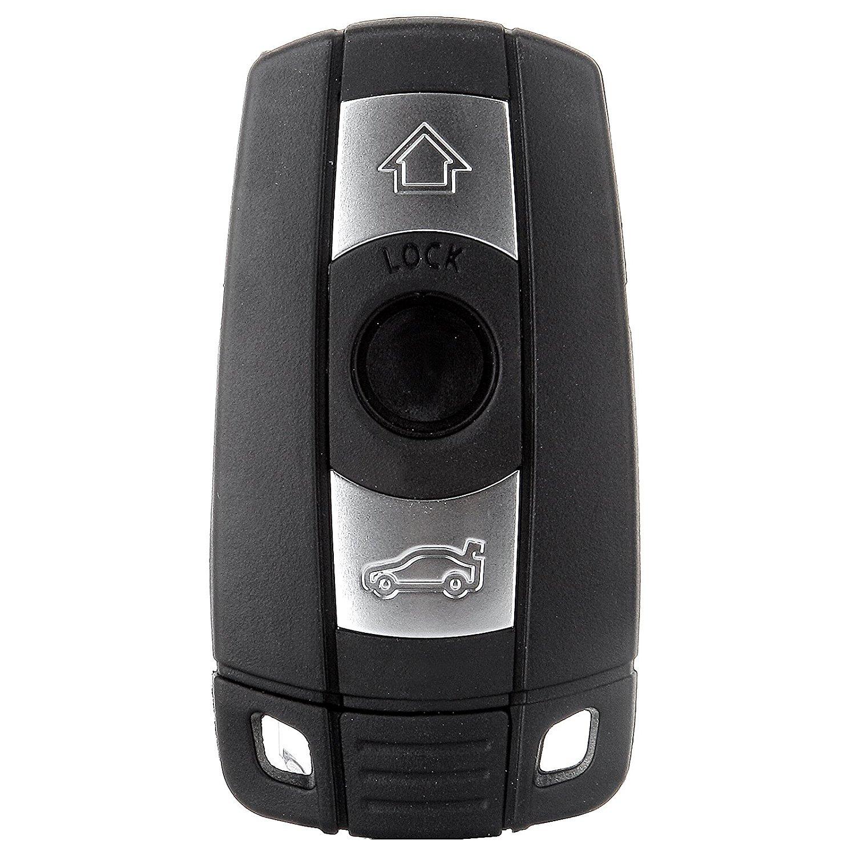 キーレスエントリーキット、ECCPP交換用スマートキーレスエントリ制御リモート点火キーFob for BMW kr55wk49127 B073P13SZC, EternalWind:92c4c9ea --- broadband-navi.jp