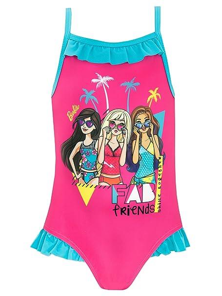 9eb37baf4ae6 Barbie Costume da bagno Ragazza: Amazon.it: Abbigliamento