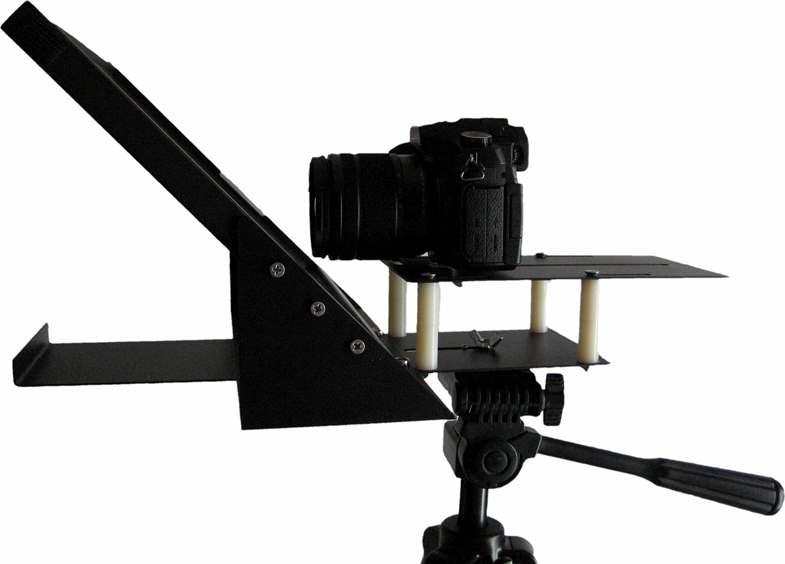 iPad iPad2 iPad3 iPad4 iPad Mini Teleprompter R810-10 with Beam Splitter Glass