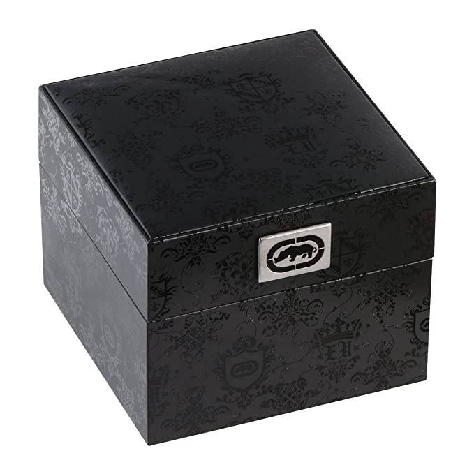 Amazon.com: Marc Ecko Mens E11571G1 Encore Gold-Tone Rhino Bracelet Watch: Marc Ecko: Watches
