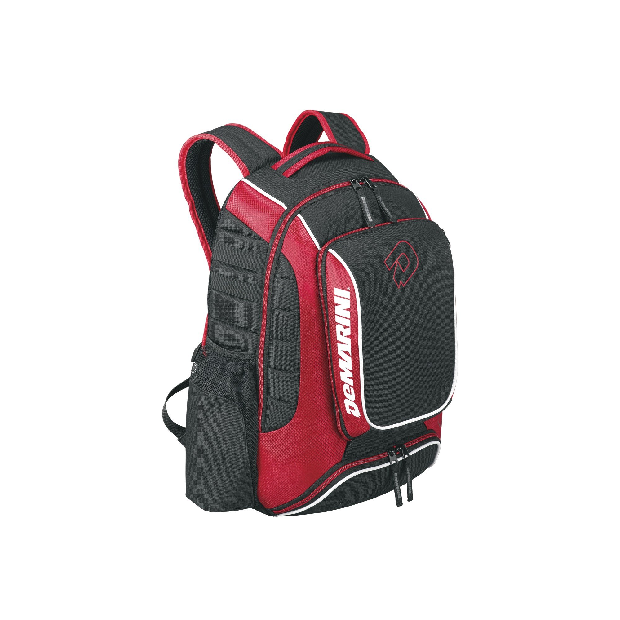 DeMarini WTD9407SC Momentum Backpack, Scarlet by DeMarini (Image #1)