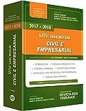 Mini Vade Mecum Civil e Empresarial. Legislação Selecionada Para OAB, Concursos e Prática Profissional