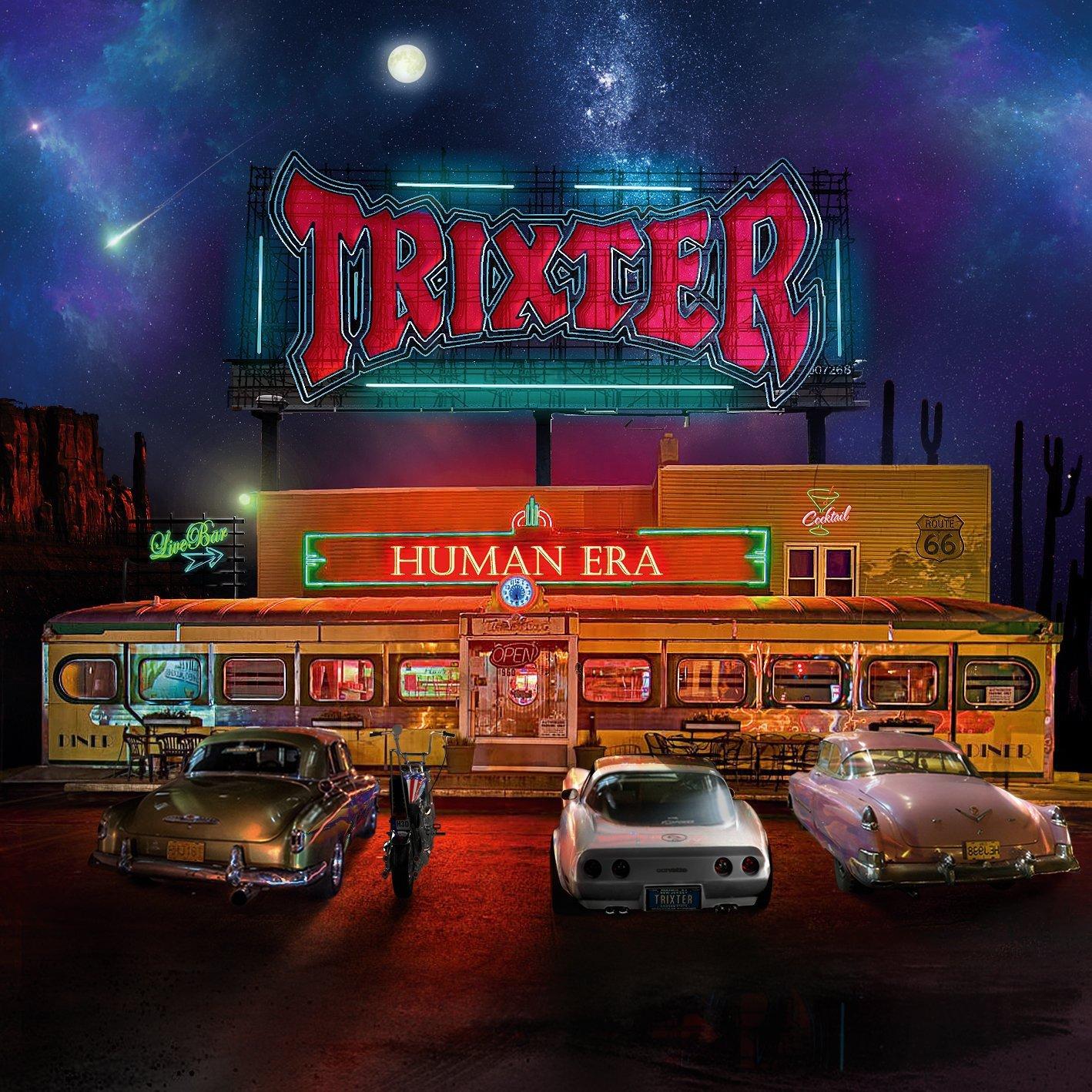 CD : Trixter - Human Era (CD)