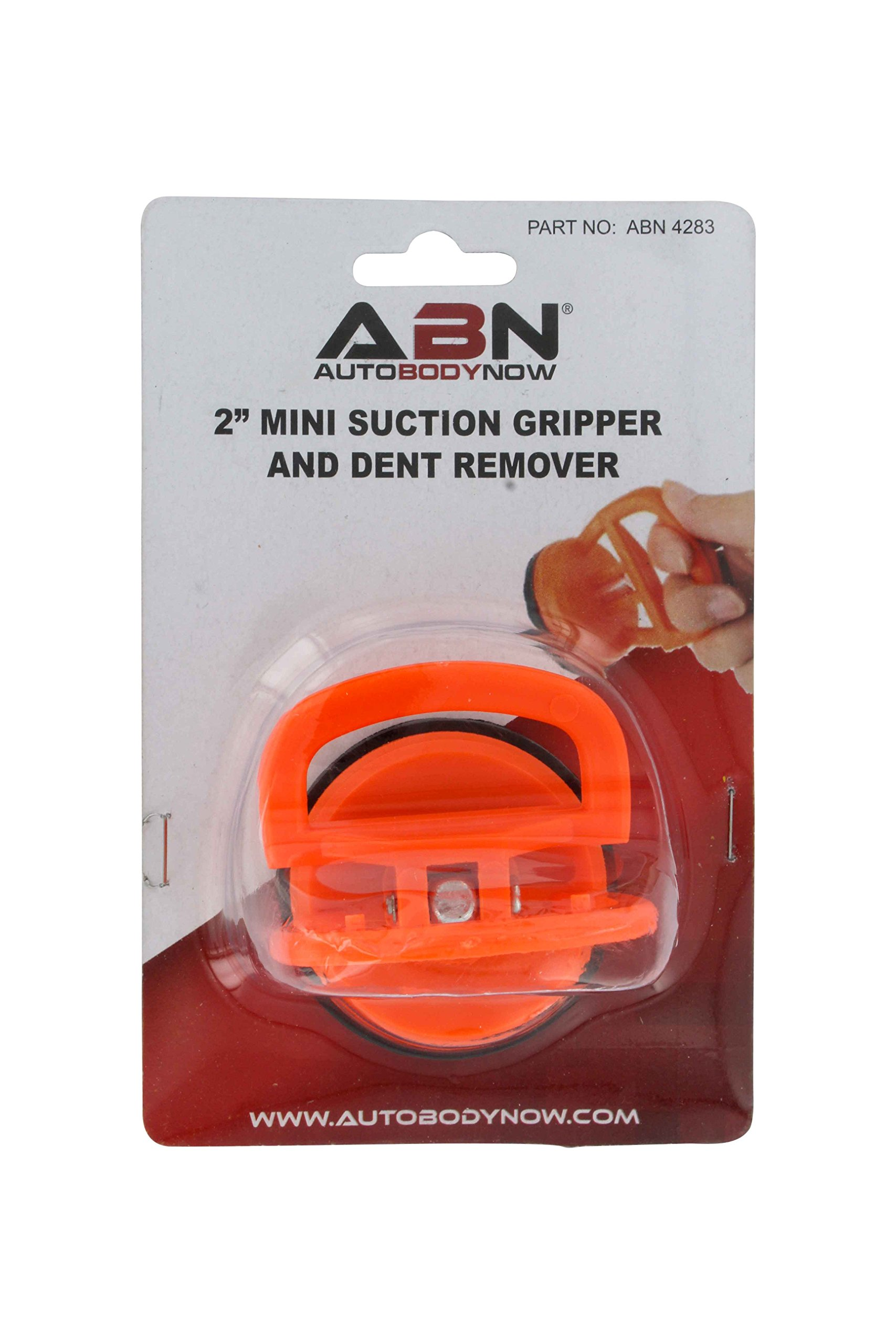 """ABN Dent Puller Suction Cup, 2"""" Inch – Small Dents Remover for Pulling Automotive Car Hail and Door Ding Damage by ABN (Image #3)"""