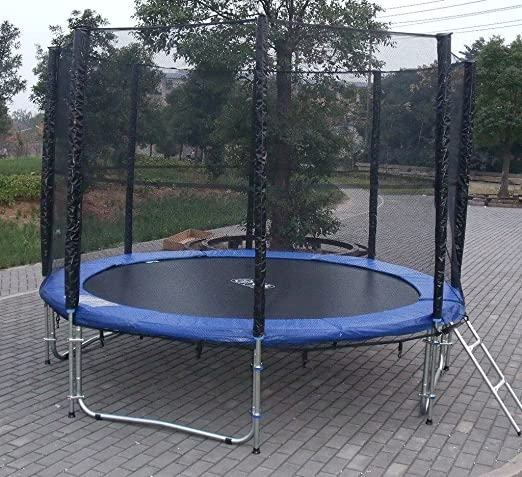 The Top 50 Safest Trampolines: Ratings, Reviews & More