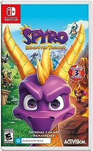 Spyro Reignited Trilogy (Bilingual) - Nintendo Switch