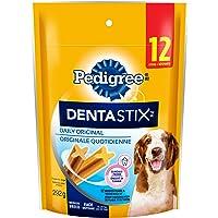 PEDIGREE DENTASTIX Oral Care Dog Treats for Medium Dogs - Original, 12 Sticks