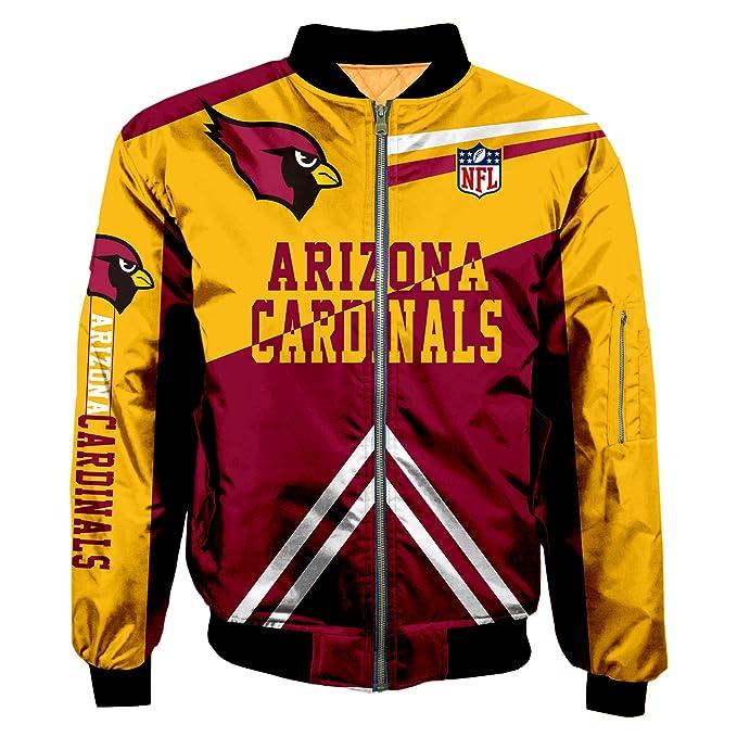 online store 7b3b8 b755c NFL Football Jacket Rugby Jacket Mens Outdoor Sports Lightweight Jackets  Coat