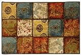 Mohawk Home Free Flow Artifact Panel Printed
