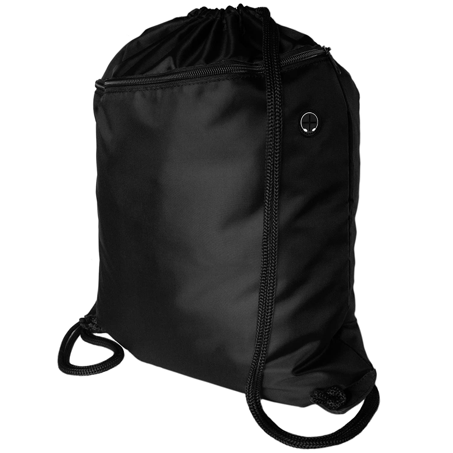 7d439a69f182 Very Strong Top Quality Drawstring Backpack Gym Bag Rucksack for Adults and  Children. Best School Kids PE Kit Bag with No Logo