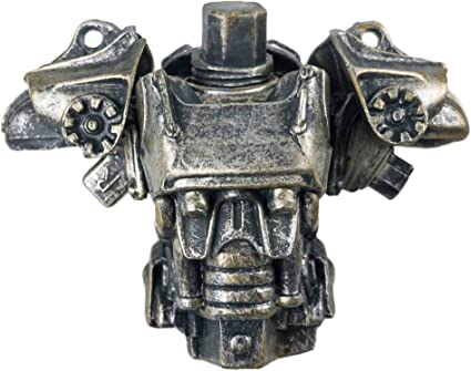 Loot Crate Fallout Crate Power Armor Build-A-Figure 4 of 6
