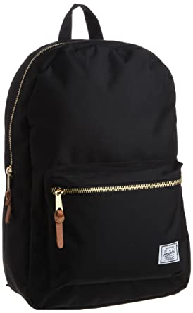 24235c0576c TEST HERSCHEL SUPPLY The Settlement Backpack,One Size,Black