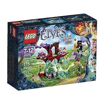 LEGO Elves Farran and the Crystal Hollow: Amazon.co.uk: Toys & Games