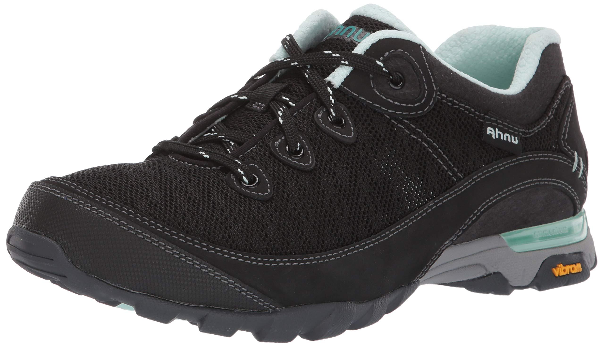 Ahnu Women's W Sugarpine II AIR MESH Hiking Shoe, Black, 8 Medium US by Ahnu