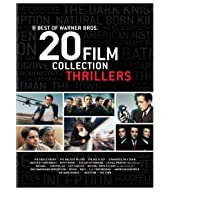 Deals on Best of Warner Bros. 20 Film Collection: Thrillers DVD Box Set