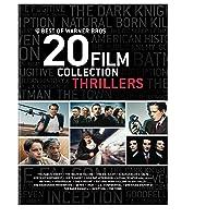 Amazon.com deals on Best of Warner Bros. 20 Film Collection: Thrillers DVD Box Set