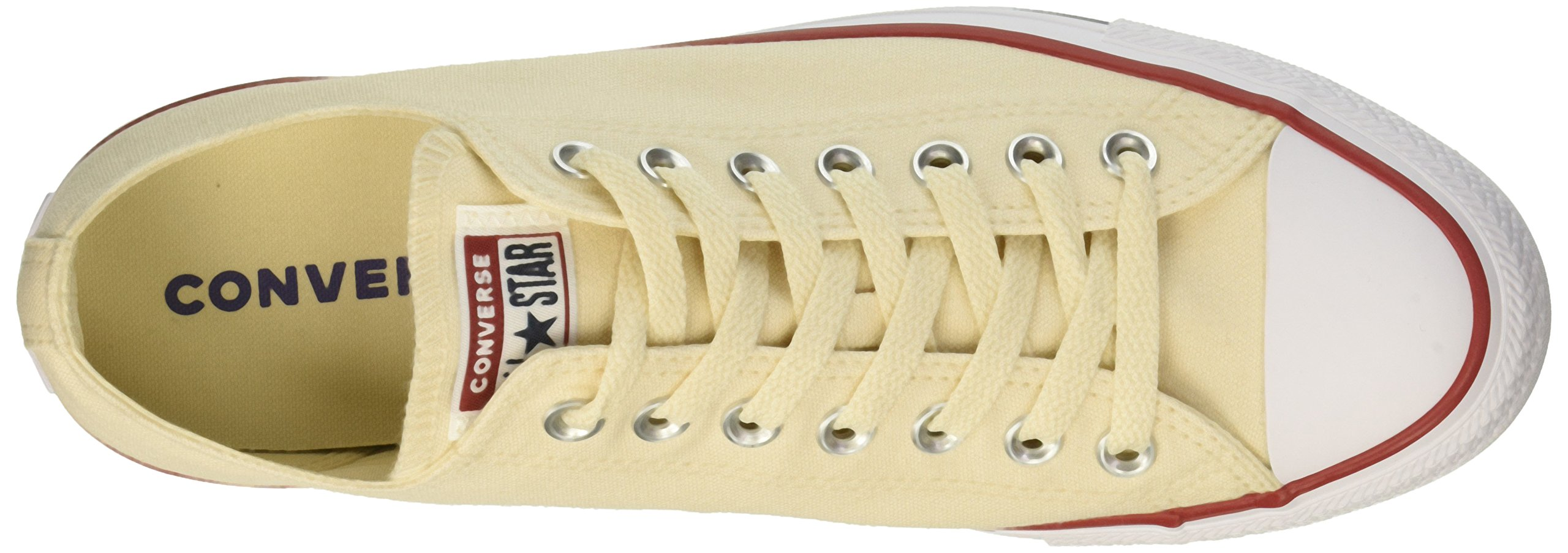 Converse Chuck Taylor All Star Low Top Sneaker, Natural Ivory, 11 M US by Converse (Image #7)