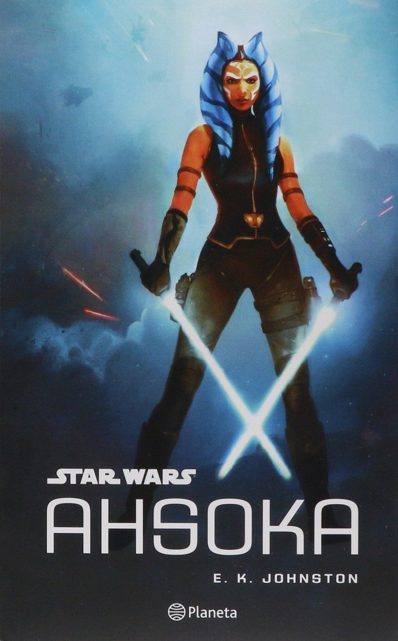 Star wars: Ahsoka: Hustvedt, Siri: 9786070744358: Amazon.com: Books