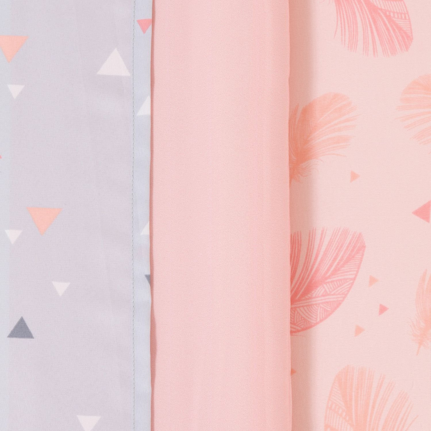 South Shore Doudou The Rabbit 3-Piece Baby Crib Bed Set and Pillow, Pink by South Shore (Image #2)