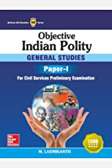 Objective Indian Polity: General Studies - Paper I Paperback