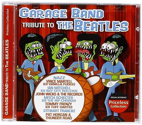 Garage Band Tribute to the Beatles: Amazon.co.uk: Music