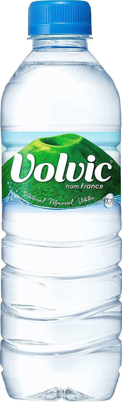 キリン Volvic(ボルヴィック) 500ml×24本 [正規輸入品]